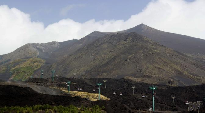 Un'escursione in giornata: l'Etna