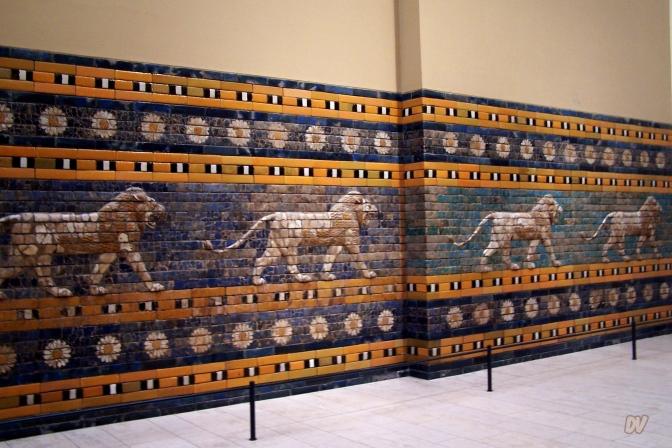 Il museo di Febbraio: Pergamonmuseum