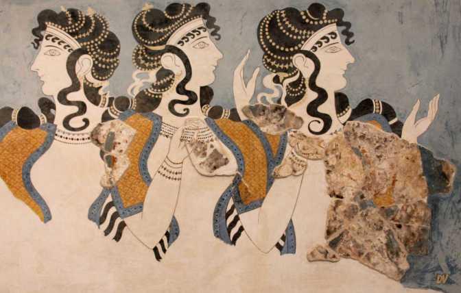 Il museo di aprile: il museo archeologico di Candia (Heraklion)
