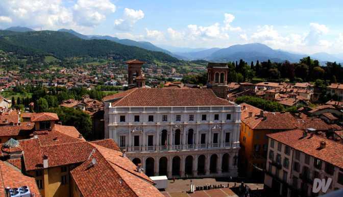 Un'escursione in giornata: Bergamo Alta