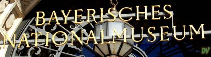 Il museo di agosto: il Museo Nazionale della Baviera