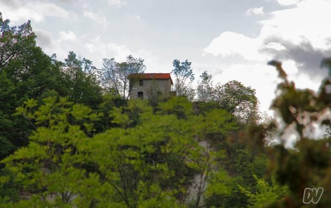 I luoghi della storia: la capanna del Partigiano