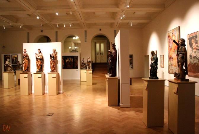 Il museo di maggio: la Galleria Nazionale della Slovenia