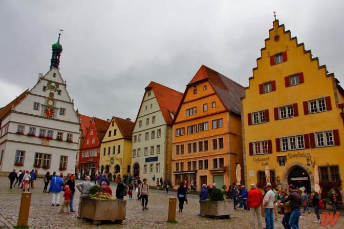 Un mese ad Heidelberg: Rothenburg ob der Tauber